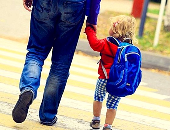 First days at school: tips to facilitate entry to school - babies and children