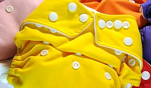 Cloth diapers: what are their advantages and what types are there