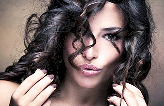 Curled hair: Why hair is curled and what are its causes - beauty