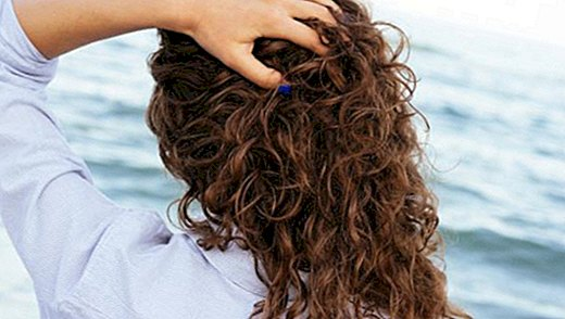 Curled hair, a common problem easy to prevent