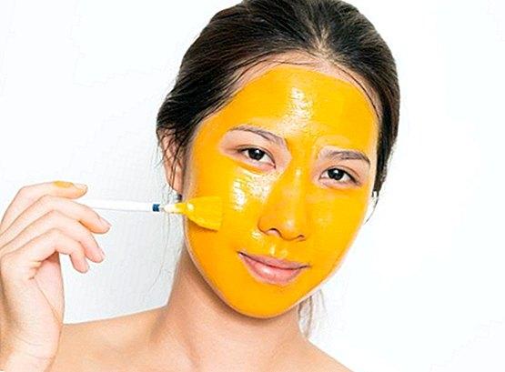 Zerdeçal Maskesi Yüzündeki Saçları Zayıflatmak Için Güzellik 2019