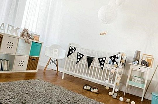 Feng Shui tips for the baby's room - curiosities
