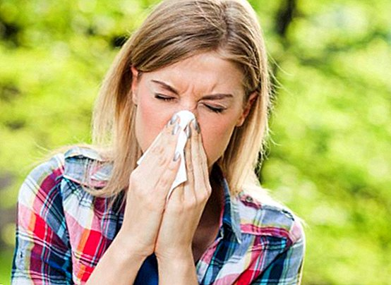 Spring allergy: symptoms, causes and treatment - diseases