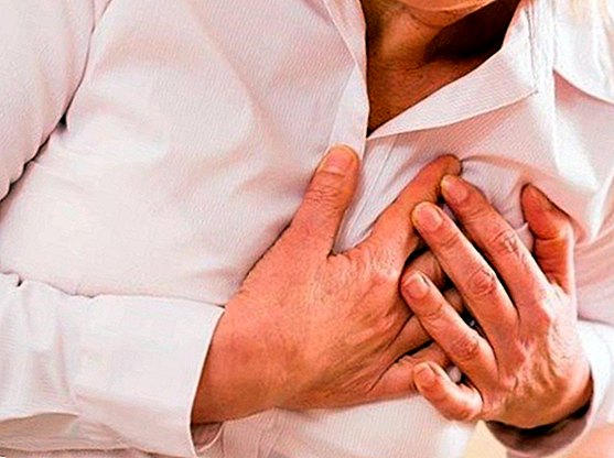 Heart attack or stroke: warning signs and typical symptoms - diseases
