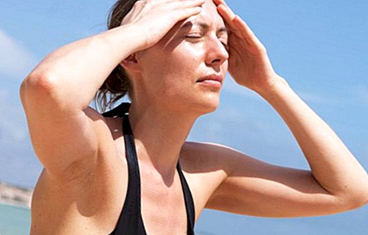 What is a sunstroke, why it appears and how to avoid it