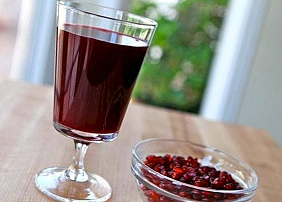 How to make a detoxifying pomegranate juice