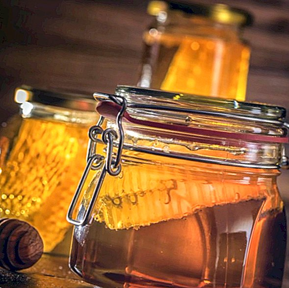 nutrition and diet - How to store and store honey correctly