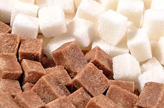How many types of sugar exist and which is healthier