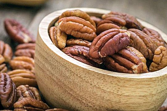 Pecan nuts: benefits and properties - nutrition and diet