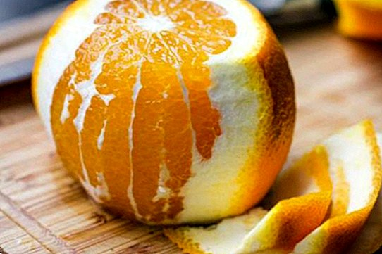 Orange peel: its incredible benefits for health
