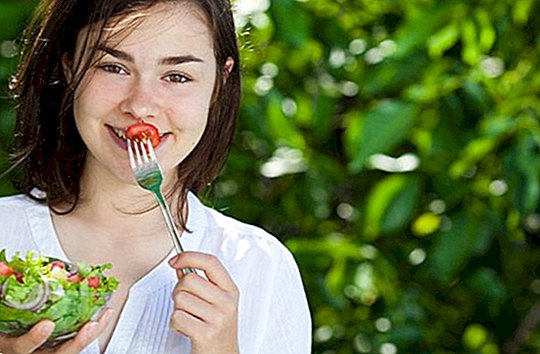 The best nutrition for teenagers useful for their development - nutrition and diet