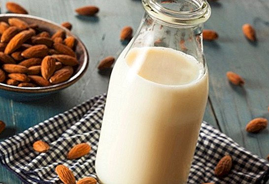 nutrition and diet - Almond milk: benefits, prescription and contraindications