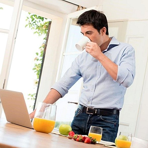 How to feed yourself to perform at work - nutrition and diet