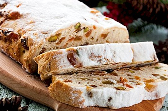 How to make a Christmas Stollen: German dried bread - Recipes