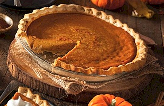 How to make an exquisite chestnut and pumpkin pie - Recipes