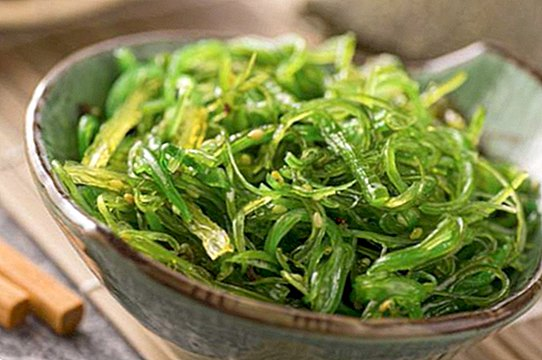 How to rehydrate seaweed for use in the kitchen