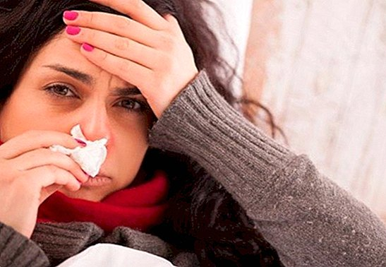 How to relieve the discomfort of the cold naturally - Natural medicine