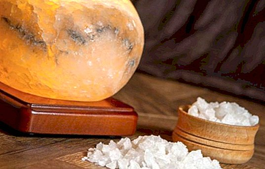 How to make a homemade salt lamp - Natural medicine