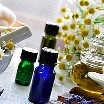 How to use essential oils in the relaxing bath