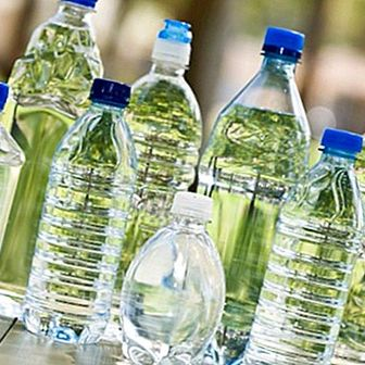 Bottled water: how to choose it and what to look for