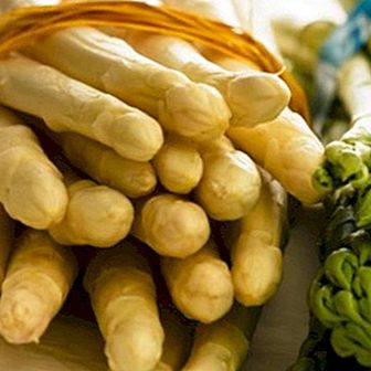 5 amazing benefits of white and green asparagus