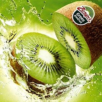 Three green kiwis a day to improve constipation