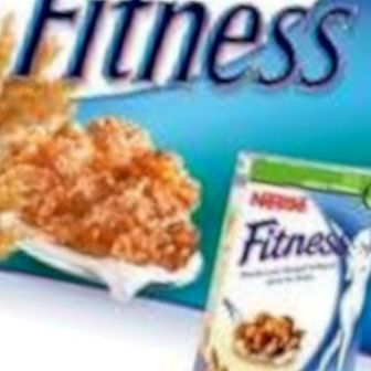 Nestle Fitness for vekttap