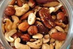 Seasonal nuts - nutrition and diet