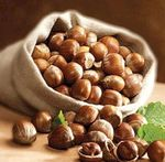 Hazelnuts: positive against high cholesterol and heart disease