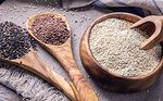 Quinoa and chia, two ideal seeds for our food - nutrition and diet