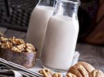 Nut milk: wonderful benefits, recipe and qualities - nutrition and diet