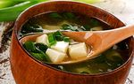 How to make a wonderful miso soup: traditional Japanese soup
