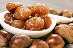 Recipe of chestnuts in syrup: how to make chestnuts - Recipes