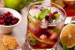 4 recipes for fruit cocktails without alcohol ideal for Christmas