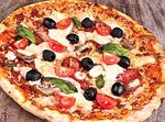 How to make a vegetarian pizza with the best natural ingredients